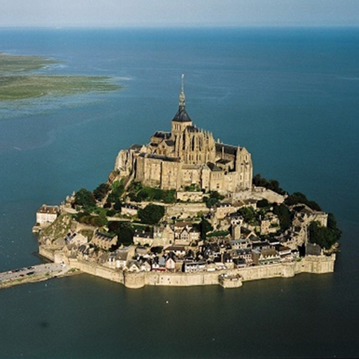 amazing location normandy france
